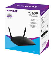 NETGEAR Wifi (R6230) AC1200 Dual Band Wireless 1200 Mbps 4-Port Router #15946