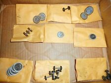 HO Unknow Manufacturer Vintage Train Parts Group Mint New Old Stock Lot C