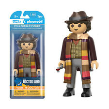Funko Playmobil Collectible Figure - Doctor Who - FOURTH DOCTOR (4th) - New