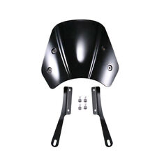5-7 inch Universal Motorcycle Windshield Modified Windshield Protective Cover