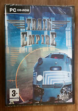 Train Empire (PC CD-ROM) UK IMPORT!! Brand New