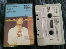 Jack Jones - And I Love Her (Cassette Album) Tape