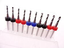 1.8mm to 2.50mm Tungsten Carbide Micro Drill Bits CNC PCB Dremel Japan