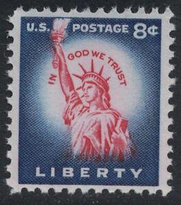 Scott 1041B- MNH- 8c Statue of Liberty (Rotary)- Liberty Series- unused mint