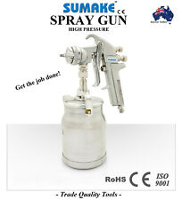SPRAY GUN SUMAKE JAPAN TRADE QUALITY AIR TOOLS CE ISO HIGH PRESSURE SPECIAL