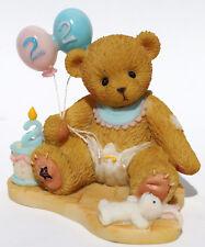 Cherished Teddies - Through The Years Age 2 - NEU 2010