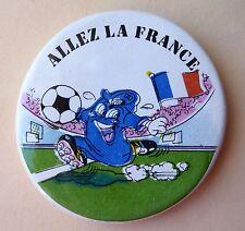 Fève Plaque Décoration de Gâteau du MH - Football  : Allez la France