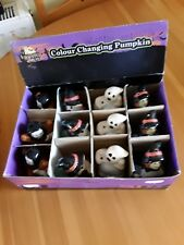 12 colour changing pumpkins by pms  new & boxed
