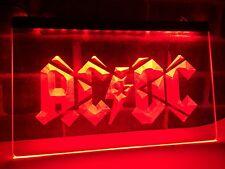 ACDC Band Music Bar Club LED Neon Light Sign Bar Pub Decor Club Home Beer Lamp