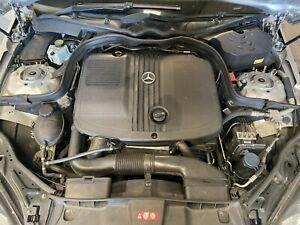 MERCEDES W212 W204 E220 E250 C220 C250 CDI 2.1 COMPLETE ENGINE 651.924 NEW CHAIN