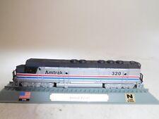 ++ Spur N 1:160 Del Prado Standmodell Diesellok FP-45 Amtrak 320 USA