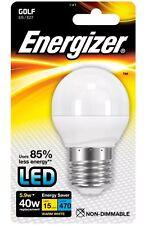 Energizer LED Golf ES/E27 Standard Screw Warm White  40w / 5.9w Energy Bulb