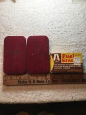 Vintage Handwarmers With Full Box Of Fuel Sticks Owned Since 1970s