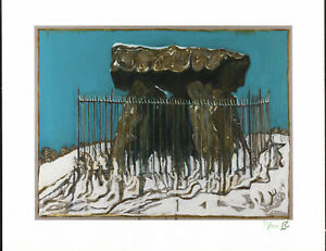 BILLY CHILDISH SIGNED AND NUMBERED - KITS COTY 33/200 2013 MINT GICLEE LA PRINT