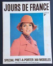 ►JOURS DE FRANCE - 1970 - MODE FASHION - SPECIAL 360 MODELES