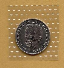 2 Dm Münzen Der Brd K Schumacher Stempelglanz 1979 1993 Günstig