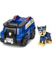 Paw Patrol - 6054118 - Jeu enfant - Véhicule Figurine Chase  La Pat' Patrouille