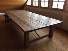 Tisch, Größe 3,50 m x 1,50 m, große Tafel für 16 Personen, Schreinerarbeit