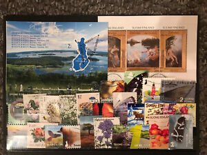 FINLAND STAMPS JOB  LOT7