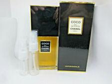 Chanel Coco Toilette EDT - SAMPLE - 5 ml 10 ml 15 ml