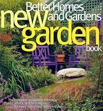 Better Homes and Gardens Gardening: New Garden Book (2005, Paperback, Revised)