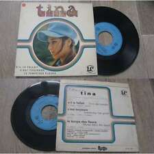TINA - Those Were The Days Rare French EP Girls Mods Sixties