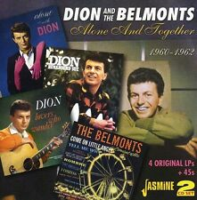 Alone & Together 1960-62 - Dion & The Belmonts (2013, CD NEUF)