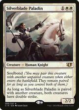 Silverblade Paladin Commander 2014 NM-M White Rare MAGIC GATHERING CARD ABUGames