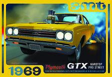 AMT 1180m 1/25 1969 Plymouth GTX Hardtop Pro Street 2t Plastic Model Kit