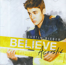 Justin Bieber : Believe - Acoustic (CD)