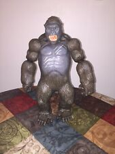 King Kong 2016 Lanard Skull Island 18� Gorilla Action Figure Excellent Condition