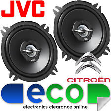 Citroen Xsara Picasso JVC 13cm 5.25 Inch 500 Watts 2 Way Rear Door Car Speakers