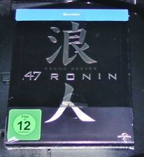47 Ronin Embossed Limited Steelbook Edition Faster Shipping New Original Package