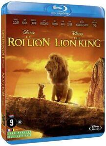 LE ROI LION DISNEY LE FILM  BLU RAY   NEUF SOUS CELLOPHANE