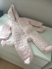 Baby Girl Ted baker Snow Suit 6-9 Months Brand New With No Tags
