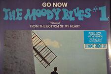 "MOODY BLUES Go Now RSD 12"" 180 Gram VINYL Record Store Day Ltd Ed of 3,200 NEW"