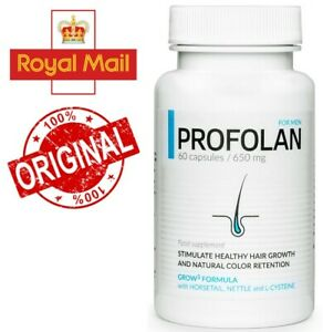 Profolan, HAIR GROWTH STIMULATOR, COLOR RETENTION, STOP HAIR LOSS FOR MEN