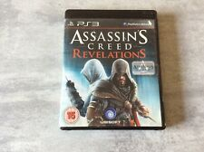 PS3 Assassin's Creed Revelations PLAYSTATION 3 SONY PAL ANGLAIS COMPLET