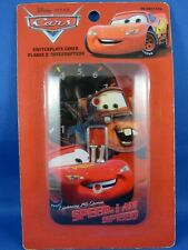 Lightning McQueen and Mater Switch Plate Cover