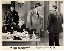 Undercover Man, The 8x10 Black & white movie photo #14