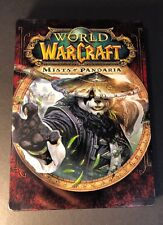 World of Warcraft Mists of Pandaria Collector's Steelbook Case [ G1 / NO Game ]