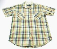 * VGC MENS * PAUL FRANK CHECKED SHIRT * MEDIUM *