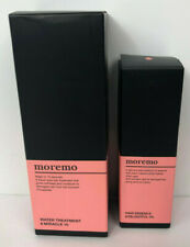 Moremo Set of Water Treatment Miracle10 and Hair Essence Delightful Oil Set NIB