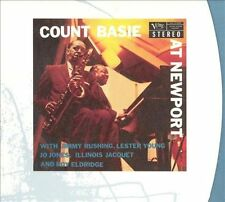 Count Basie at Newport, Count Basie, , New Live