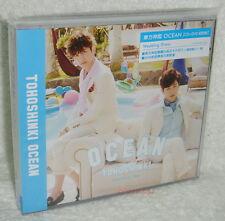 TOHOSHINKI OCEAN 2013 Taiwan Ltd CD+DVD+Card (DBSK TVXQ)