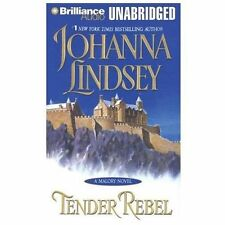 Malory Family: Tender Rebel 2 by Johanna Lindsey (2013, CD, Unabridged)