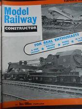 Model Railway Constructor 2 1960