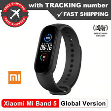 Xiaomi Mi Band 5 ORIGINAL Smart Watch 5.0 BT AMOLED Display Heart Rate Fitness