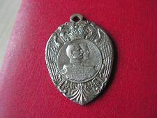 medaille journee serbes  bronze argente       ww1 (ref 6000)