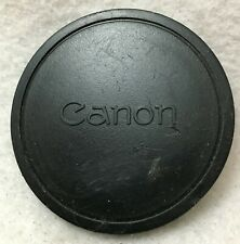 Canon Slip On Rubber Body Cap Dust Cover for Fd Ftb Ft F1 A-1 Cameras Vintage